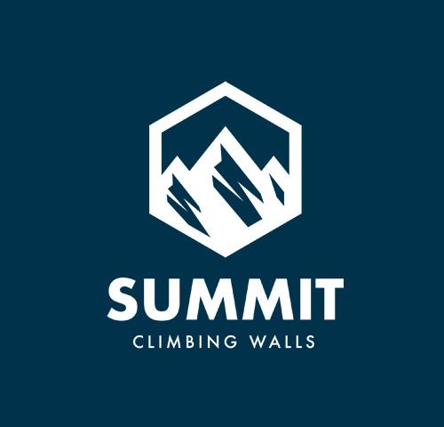Summit Climbing Walls logo
